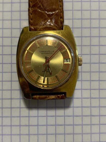 Reloj Hombre Caravelle De Bulova