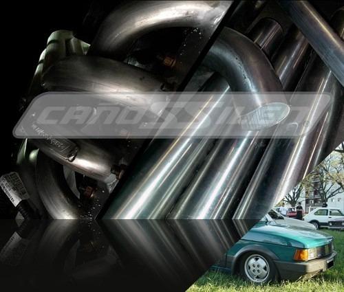 Fiat 147 Cañossilen - Equipo Completo Inox