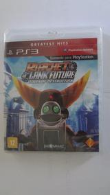 Ratchet & Clank Future Ps3 - Novo E Lacrado