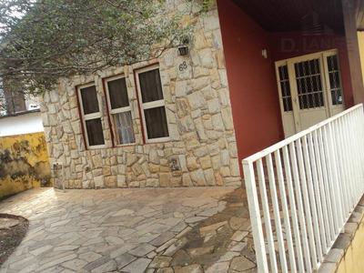Casa Residencial À Venda, Residencial Burato, Campinas. - Ca9935