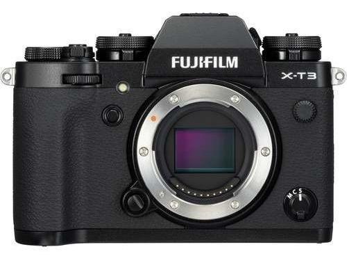 Câmera Fujifilm Mirrorless X-t3 - Só Corpo + Garantia + Nf