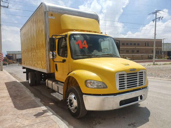 Freightliner M2 Año:2014 $575,000.00m.n. #4280