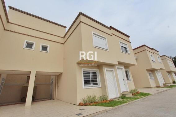 Casa Condomínio Em Nonoai Com 2 Dormitórios - Bt7669
