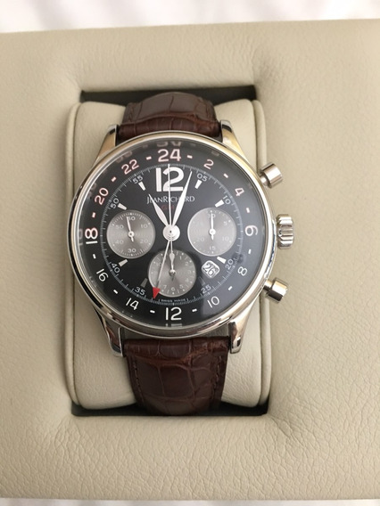 Reloj Jeanrichard Chronograph Gmt