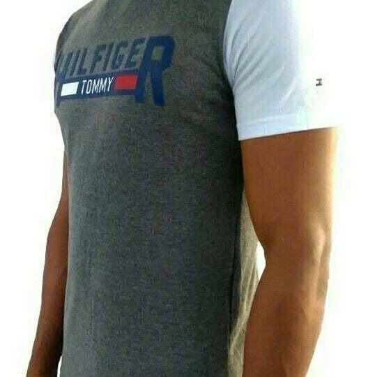 Camisetas Tommy Hilfiger Kit 3 Peças Envio Imediato
