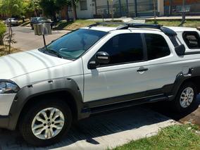 Fiat Strada Adventure Locker Con Cupula