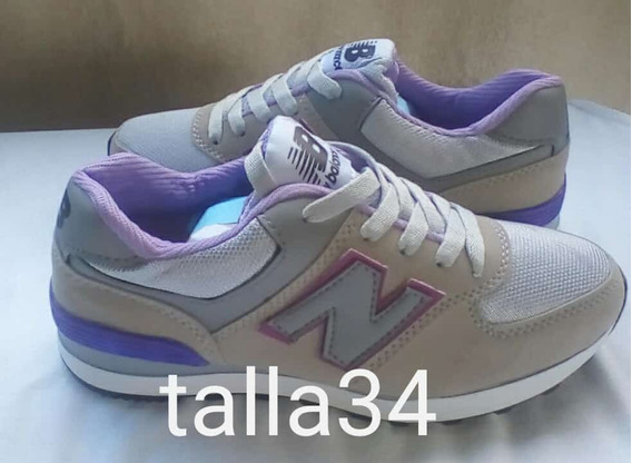 Zapatos Deportivos New Balance Para Damas