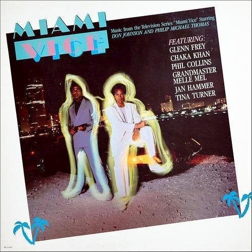 Miami Vice - Banda Original De Sonido (vinilo)