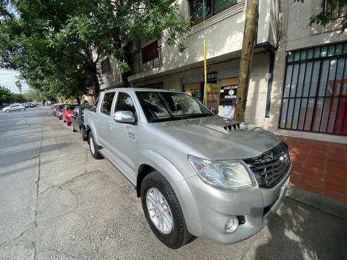 Dueño Vende - Toyota Hilux L/12 3.0 Dc 4x2 Tdi Srv Mod 2012