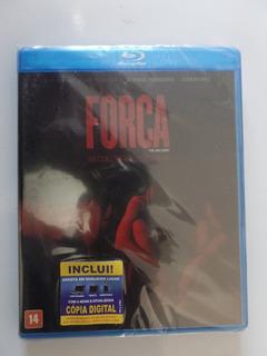 Blu-ray A Forca - Terror Novo Lacrado