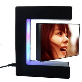 Porta-retrato Magnético Com Iluminação De Led