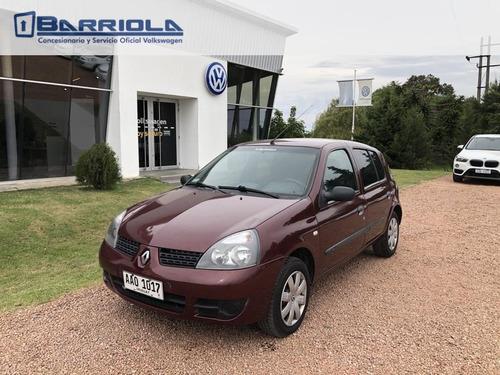 Renault Clio Expression 2006 Excelente Estado - Barriola