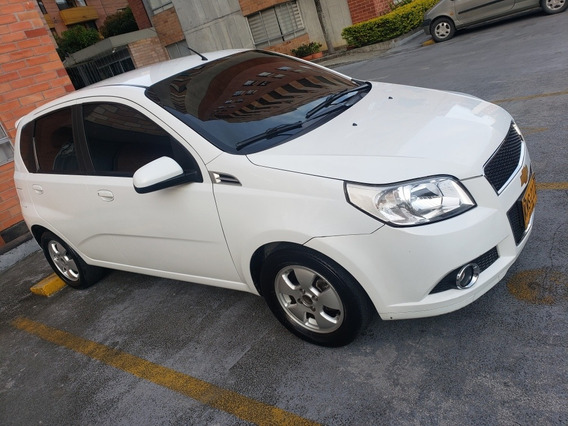 Chevrolet Aveo Emotion Emotion Full 1 600