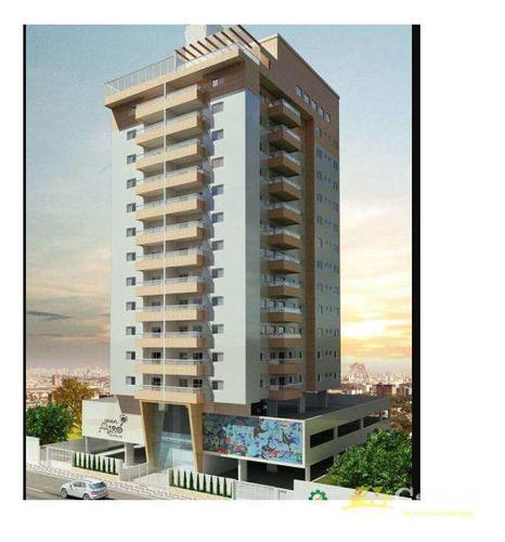 Apartamento  2 Dorms, Suite Canto Forte Lançamento S.facilitado - V449