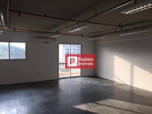 Imagem 1 de 15 de Sala, 65 M² - Venda Por R$ 400.000,00 Ou Aluguel Por R$ 2.200,00/mês - Chácara Santo Antônio (zona Sul) - São Paulo/sp - Sa1548