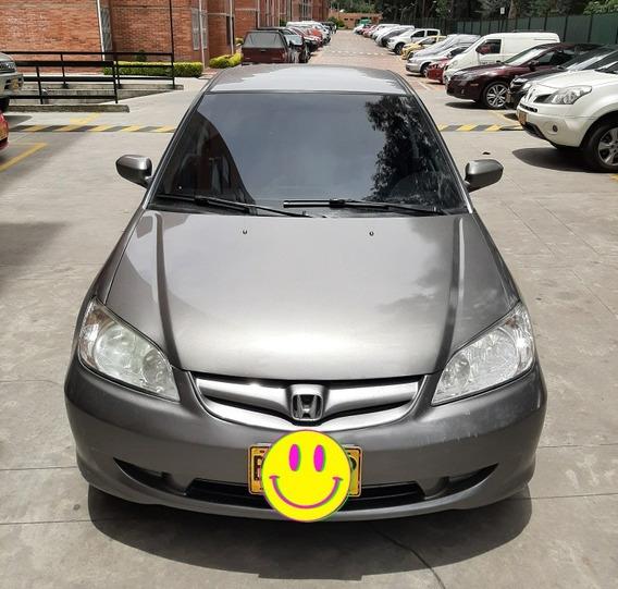 Honda Civic Lx 2005 1700