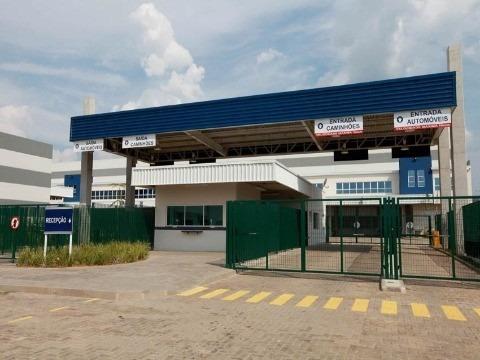 Imagem 1 de 10 de Galpão Para Alugar Em Jundiai - Gl00346 - 2049919