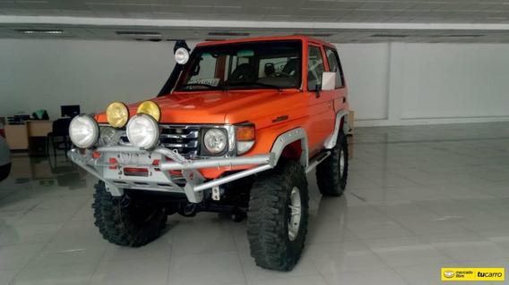 Toyota Land Cruiser Machito