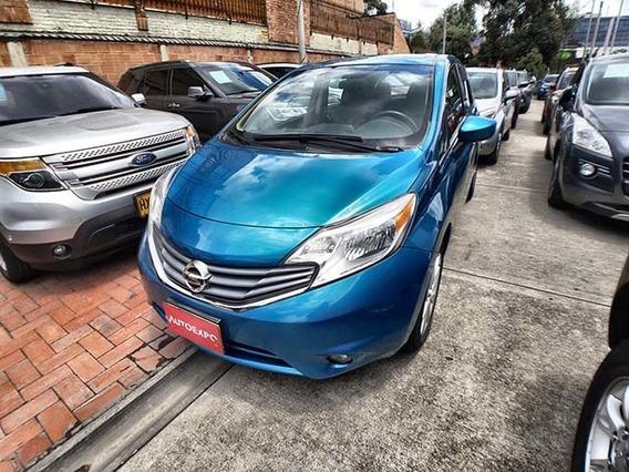 Nissan Note Advance Aut 1,6 Gasolina