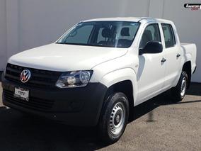 Volkswagen Amarok 4x2 Blanco 2017