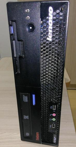 Computador Core2duo, 2gb Memoria, Hd 160gb Lenovo