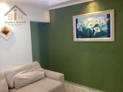 Casa Com 2 Dormitórios À Venda, 66 M² Por R$ 370.000 - Vila Pilar - Arujá/sp - Ca0080