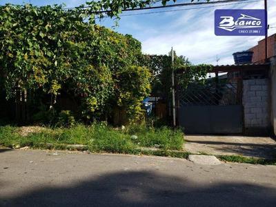 Terreno Plano 251,3m² - Bonsucesso - Te0156