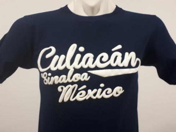 2 Playeras Puro Sinaloa Compa Culiacán Beisbolera Marino