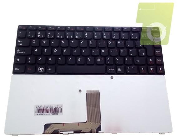 Teclado Lenovo Z470am Z470a Z470 Z375a 25-011964