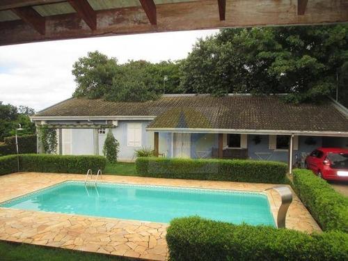 Chácara Com 2 Dormitórios À Venda, 1010 M² Por R$ 700.000,00 - Sítio Da Moenda - Itatiba/sp - Ch1045