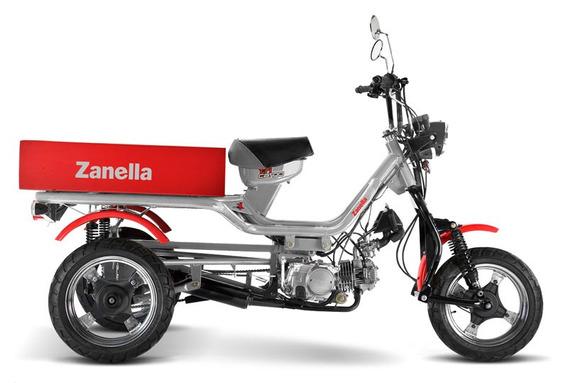Zanella Tricargo 110 Carga Trabajo 100 0km Triciclo 999motos