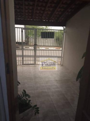 Casa Com 3 Dormitórios À Venda - Jardim Dall'orto - Sumaré/sp - Ca4106