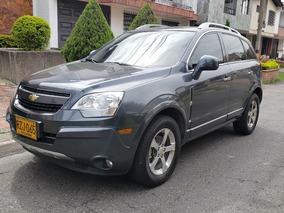 Chevrolet Captiva 4x4 3.6 Sunroof 2010