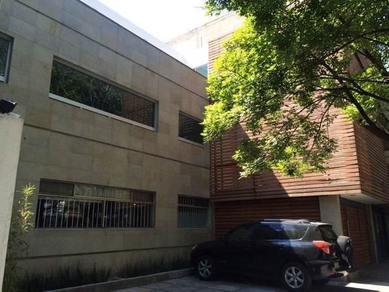 Negociable. Oficinas Nuevas En Polanco, Semi Amuebladas.