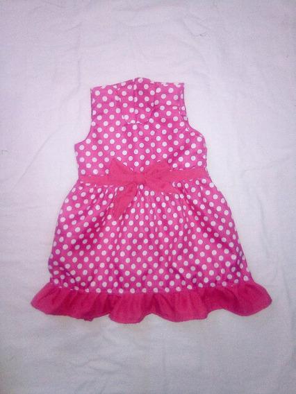 Vestido Niña Bebe Talla 2 Precio Publicado