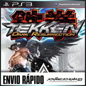 Tekken 5 Dark Resurrection - Jogos Midia Digital Ps3 Psn