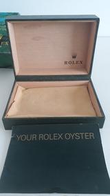 Caixa Relógio Rolex Oyster