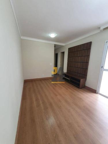 Imagem 1 de 30 de Apartamento Com 2 Dormitórios À Venda, 49 M² Por R$ 192.000 - Matão - Sumaré/sp - Ap7150