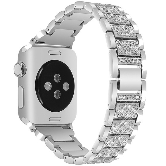 Correa De Repuesto Apple Watch Plata 40mm