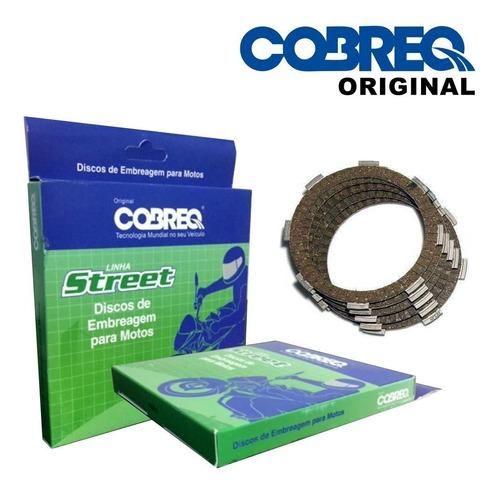 Disco De Embreagem Ybr 125 Xtz 125 Original Cobreq