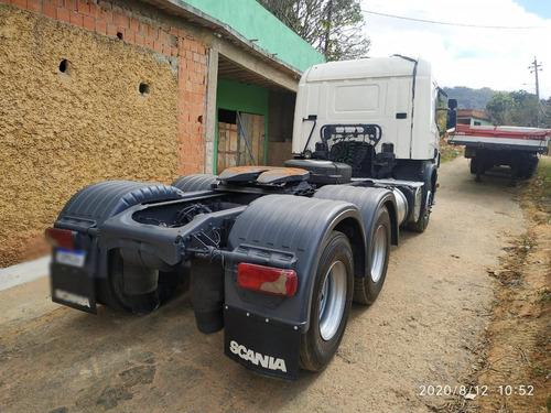 Imagem 1 de 8 de Scania P360 Automático