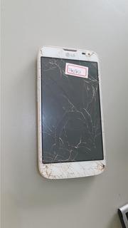 Celular LG D 325 P/ Retirar Peças Os 7080