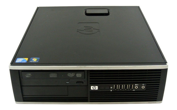 Cpu Desktop Hp Elite 8300 1155 I7 3ª 8 Gb Ssd 240 Gb