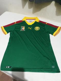 Camisa Camarões