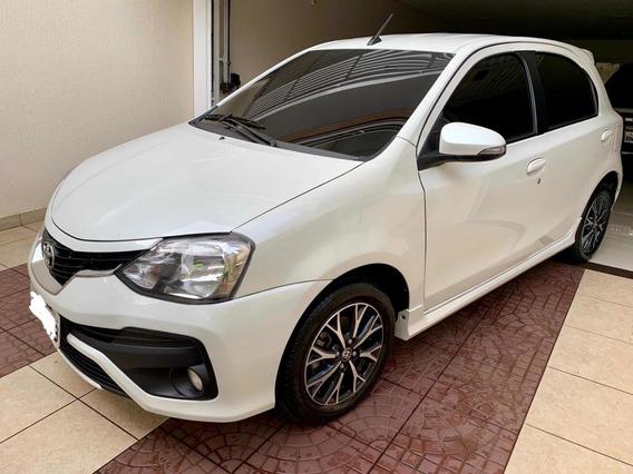 Toyota Etios 1.5 16v Platinum Aut. 5p 2018