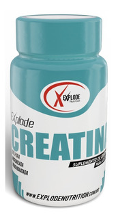 Creatina Explode Nutrition 120 Cápsulas