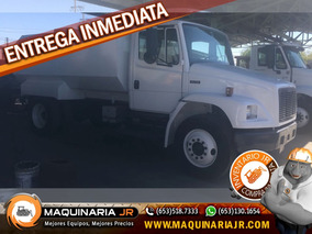 Camion Pipa De Agua Freightliner 1996 12,000 Lts,camiones