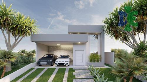 Imagem 1 de 11 de Casa Com 3 Dormitórios À Venda, 137 M² Por R$ 740.000,00 - São João - Jacareí/sp - Ca0757
