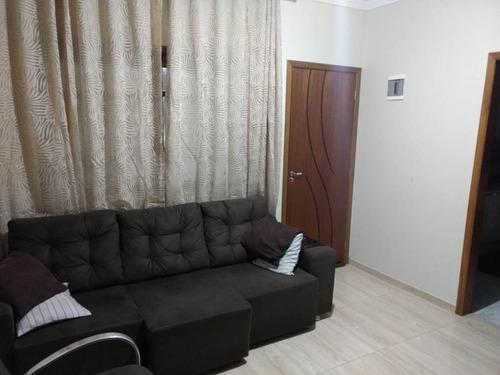 Casa Terrea No Residencial Santa Paula Em Jacarei - Cs-1604