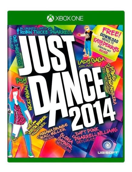 Just Dance 2014 Xbox One Mídia Física Pronta Entrega